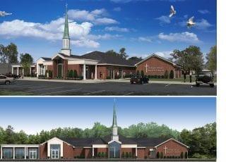 Holland Baptist Church