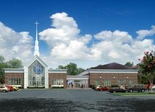 New Oak Grove Baptist Church