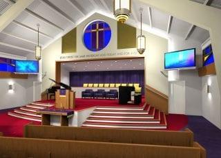 St. Marks Church RZUA